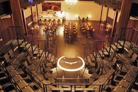"""Passend zum Motto """"Innovation als Erfolgsfaktor"""" wurde mit der STROTMANNS Magic Lounge eine Location gewählt, die eine absolut magische Atmo-sphäre verspricht"""