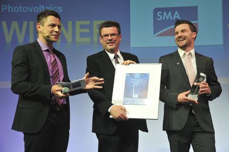 Intersolar Award 20014