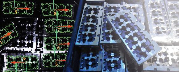 MONO2½D: Für Palettieren und Depalettieren, Be- und Entladen, Pick & Place sowie viele andere Robot Vision-Aufgaben ist der MONO2½D Sensor die effizienteste Lösung