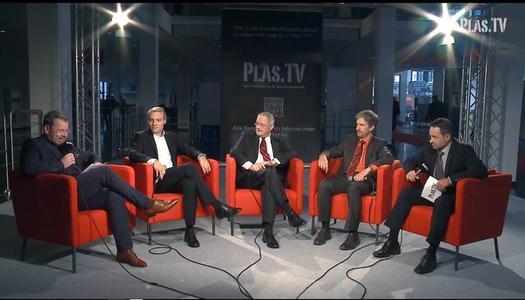 "TECNARO zu Gast bei Plas.TV - FAKUMA Experten-Talk ""Biokunststoffe"""