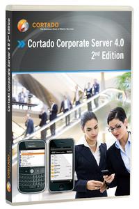 Der neue Cortado Corporate Server integriert BlackBerry-Smartphones und iPhones in die Unternehmens-IT