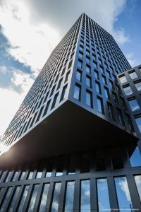 Grosspeter Tower Fassade (© Burckhardt+Partner - Adriano Biondo)