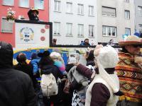 App im Einsatz beim Aachener Kinderzug