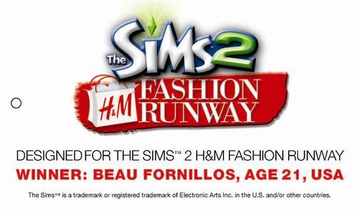 Sims-Kleidungsstück wird Realität