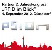 """Psion als Partner auf dem 2. Jahreskongress """"RFID im Blick"""""""