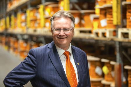 Andreas Lapp, CEO der Lapp Gruppe