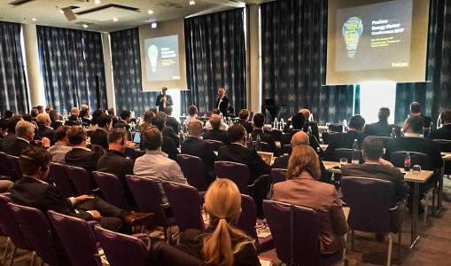 Impressions from the ProCom Energy Market Days, which took place in Berlin on November 29th and 30th. (Picture: ProCom)