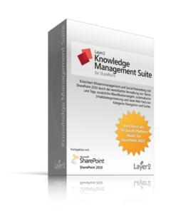 Knowledge Management Suite für SharePoint