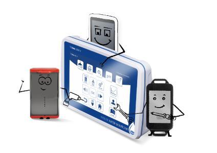 Bopla übernimmt auf Wunsch neben der mechanischen Bearbeitung und Beschriftung der Gehäuse auch die Integration von Touchscreens, Displays und der gesamten Elektronik – von der Entwicklung der Baugruppe über die Montage und Komplettierung bis hin zur abschließenden Prüfung