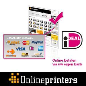 Sicher bezahlen bei onlineprinters.nl