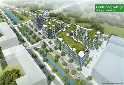 Heidelberg village nachhaltige architektur in einem vitalen stadtquartier ohg - Architekturburo heidelberg ...
