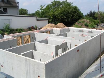 Thermowandelemente eigenen sich für den Kellerbau ebenso wie für den gesamten Geschossbau.