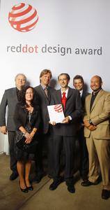 red dot product design 2011 – honourable mention für myGEKKO Slide