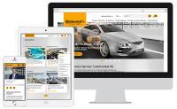 Screenshot www.continental-corporation.com
