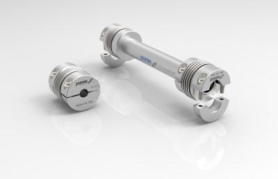 New stainless steel couplings