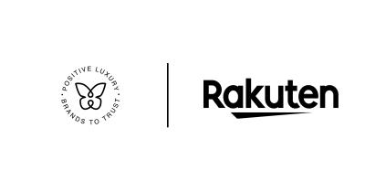 Rakuten enters partnership with Positive Luxury
