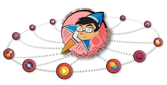Banner Planetnerd