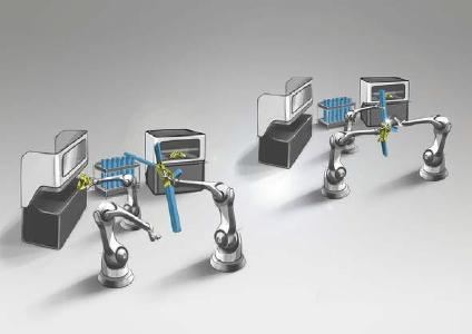 VariKa realisiert die Vision einer updatefähigen Produktionstechnik: Mit 3D-Technologie und vorrichtungslosem Fügen wird ein skalierbarer Batterieträger für Elektrofahrzeuge realisiert, der die technische Machbarkeit und das wirtschaftliche Potential dieser Technologie insbesondere bei Variantenvielfalt in kleinen Stückzahlen demonstriert / Graphik