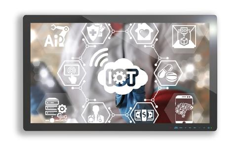 Canvys IoT Displays