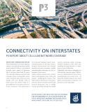 P3 Report - Connectivity on US Interstates