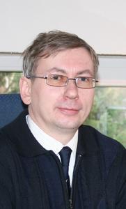 Volker Pompetzki, Geschäftsführer der U.T.E. Electronic GmbH & Co. KG