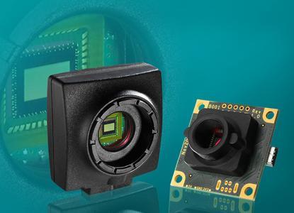 5 megapixel monochrome USB camera uEye UI-148xLE-M_Bild