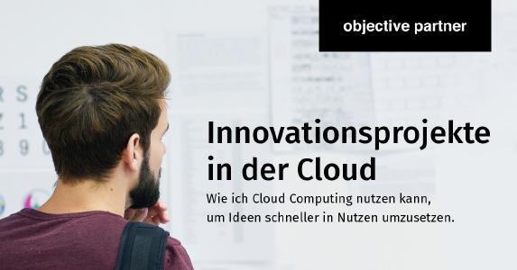 Innovationsprojekte in der Cloud