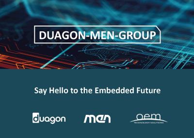 DUAGON-MEN-GROUP integrates  OEM Technology Solutions Australia