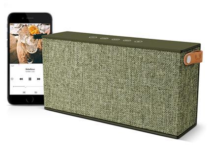 Die neue Rockbox Chunk Fabriq Edition: ein Bluetooth-Lautsprecher für alle, die mehr wollen