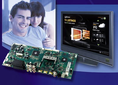 Micronas and Oregan Networks Partner to Bring Internet TV, Movies, Pictures, and Games to the TV