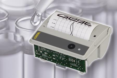 Sorgt für ordentlichen Druck in Point-of-Care-Lösungen: OEM Einbaudrucker MULDE Mini von GeBE