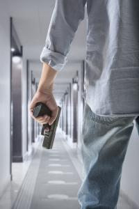 Bedrohungsmanagement - Gewalt am Arbeitsplatz, Stalking, Amok