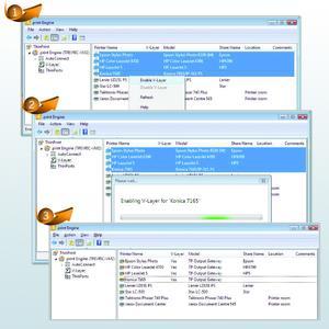 ThinPrint .print V-Layer Basic: Verwandelt zentrale Druckserver auf Knopfdruck zu V-Layer-Druckserver