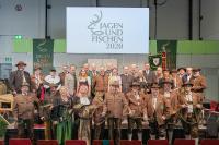 JAGEN UND FISCHEN 2020, Fotos: Messe Augsburg