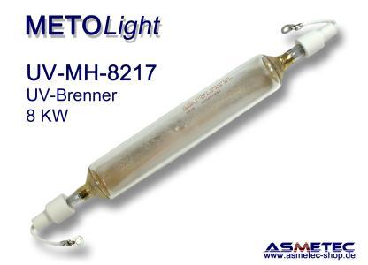 METOLIGHT MH8217  Metall-Halogenid UV-Brenner