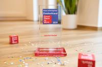 apsolut wurde im 'Great Place to Work'-Wettbewerb als einer der besten Arbeitgeber in Deutschland und im ITK-Sektor ausgezeichnet