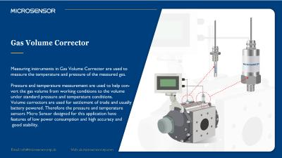 How to Realize Accurate Measurement of Electronic Gas Volume Corrector?