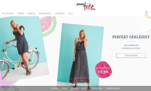 Jeans Fritz will mit Exelution Customer Experience verbessern