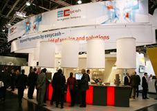 EuroCIS 2012: easycash zieht ein positives Fazit der Euro. © easycash GmbH