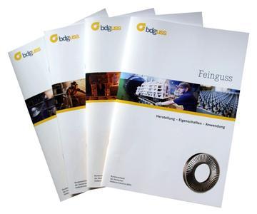 BDG-Sonderheft Feinguss – Herstellung, Eigenschaften, Anwendung