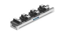 A flexible multi clamping vise with system