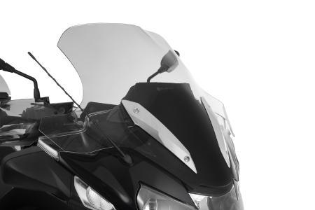 Wunderlich windscreen »MARATHON« is already available