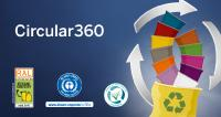 Circular360 wird bunt: Viele gefragte Serien der kreislaufschließenden Pflanztöpfe von Pöppelmann TEKU® gibt es jetzt in allen Trendfarben