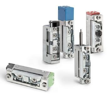 IST Systems A4000 Vektortüröffner. Fotos: GEZE GmbH