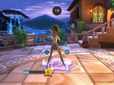 Boogie SuperStar dance