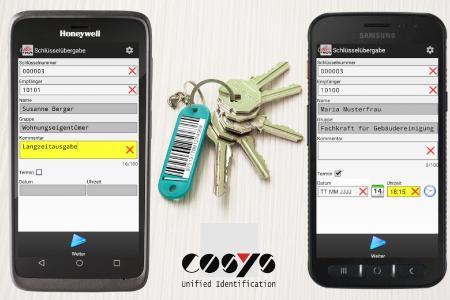 COSYS Schlüsselverwaltung