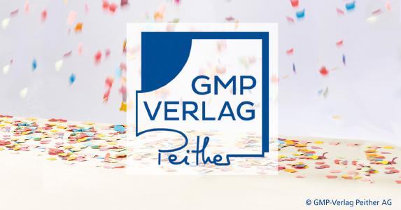 Der GMP-Verlag feiert 20-jähriges Jubiläum!