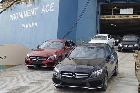 Erste C-Klasse-Mercedes aus Südafrika