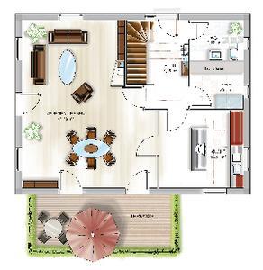 zukunftsweisende icon h user dennert massivhaus gmbh. Black Bedroom Furniture Sets. Home Design Ideas