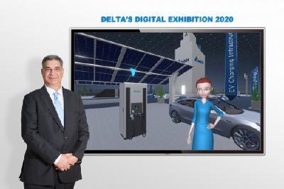 Delta stellt in seiner digitalen Ausstellung neue, energieeffiziente Lösungen für 5G und IoT-Edge- Computing, E-Mobilität und Smart Manufacturing vor